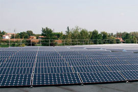 Munich Re plans 2.5 MW SunPower PV system on a carport structure in New Jersey