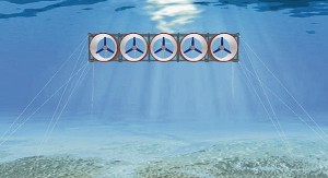 Energy harvesting system by Sustainable Marine Technologies