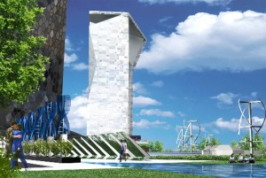 Sustainable Eco City Concept in Germany