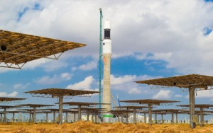 Concentrating Solar Power Gemasolar plant supplies 24 hours of uninterrupted power to Spanish grid