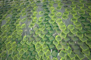 Solar Ivy Building-Integrated Modular Photovoltaic System Grows Bigger & Better