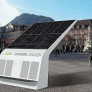 The 10 Coolest Solar Powered EV Charging Stations