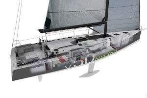 Vismara V50 Hybrid yacht aims to reduce emissions on water