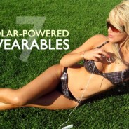 7 Solar-Powered Wearables Guaranteed to Give You a Charge