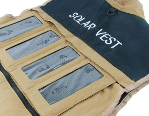 Best wearable solar energy generating systems