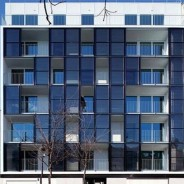 Checkerboard Solar-Clad Housing Project Pops Up in Paris