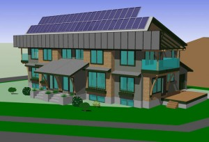 Green technologies for eco friendly homes of the future