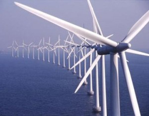 Offshore Wind Power ABB Takes Down $1 Billion North Sea Contract