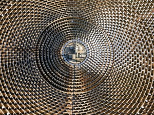 Round-the-clock solar power plant in Spain – big picture