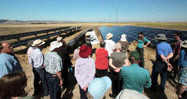 SunPower, First Solar, environmentalists reach agreement on 700 MW of PV projects