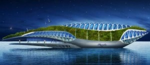 Hydro-powered Jellyfish to clean European Waterways and then Some