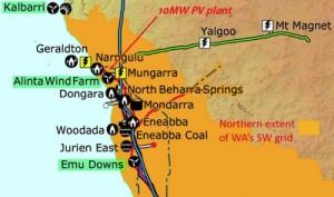The Greenough River Solar Farm Ten Times Larger Than Australia's Largest