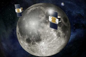 Watch as NASA's Solar-Powered Twin GRAIL Spacecrafts Launch For the Moon This Morning!