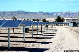 Apple planning solar farm near data center, report says