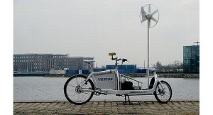 How to convert an exercise bike into an electricity generating bike
