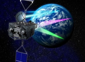 Your world of tomorrow Beaming renewable energy from space