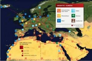 Desertec (HUGE Solar & Clean Energy Project) Moving Forward