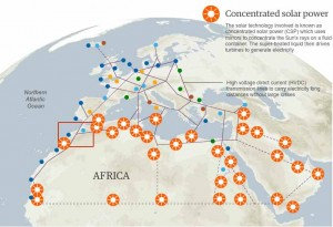 Desertec how green energy could power Europe, north Africa and the Middle East