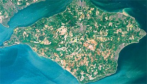 Eco Island Isle of Wight Developing England's Largest Sustainable Community