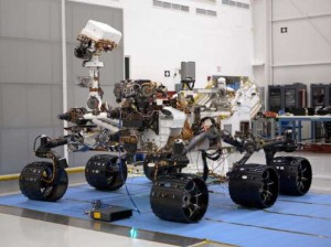 How nuke power bested solar in latest Mars mission