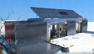What's Next Self-powered green homes