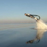 VIDEO: Amazing Water Powered Rocket Boots Will Send You Soaring Like a Superhero