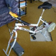 DIY: How To Build Your Own Pedal-Powered Bike Generator