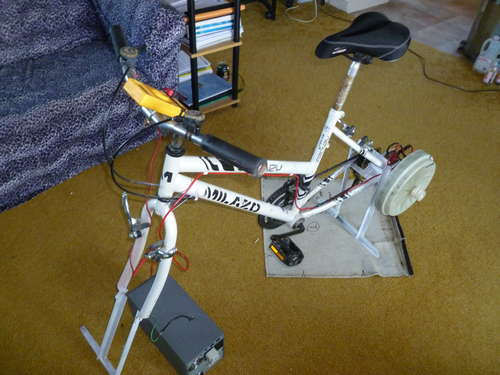 Diy How To Build Your Own Pedal Powered Bike Generator