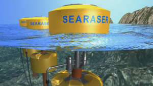 'Bicycle pump' to turn wave power into clean energy
