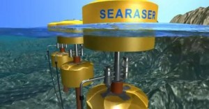 How EcoTricity's Sea Raiser Project Harvests Water From the Sea