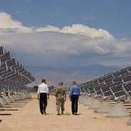 Military bases in Mojave desert could generate 7GW of renewable solar power
