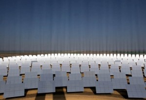 Solar Energy in the Arabian Peninsula German, Swiss Investment Firms Plan $2-Billion Project