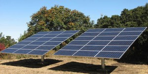 Solar energy Chinese city offers help