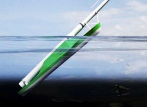 The WindFlip Barge Concept Installs Offshore Wind Turbines Inexpensively and With Ease