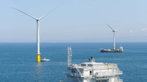 World's largest offshore wind farm opens for business