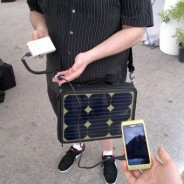Voltaic Introduces Solar Backpacks Charger for Laptops