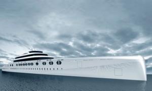 Pierrejean's Solar-Powered LOU+LOU Yacht Cruises the Seven Seas
