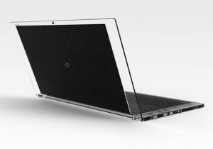 Stunning Solar-Powered Luce Laptop is Light as Air
