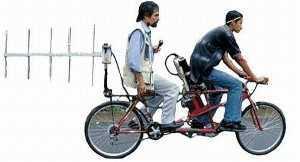10 eco friendly human powered machines