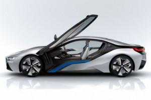 BMW i reveals electric car concepts