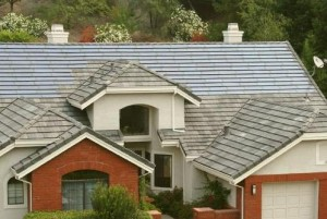 Need a new roof Solar power's included