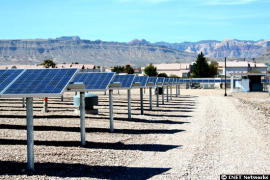 Apple planning solar farm near data center, report says