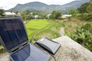 How to make a solar powered laptop charger