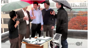 3D Solar Panels from MIT