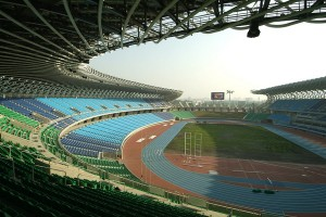 Five sports stadiums that rely entirely on renewable solar energy