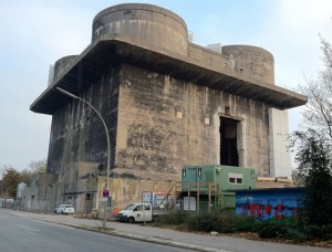 Nazi Bunker to Become Europe's Largest Solar Power Plant