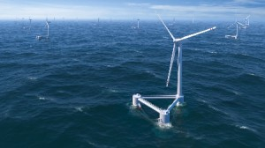 First Atlantic Floating Offshore Wind Turbine Deployed