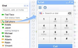 Google Extends Free Gmail Calls in the US and Canada to 2012