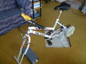 How To Build Your Own Pedal-Powered Bike Generator