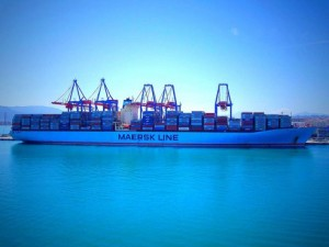 Maersk Container Ship Testing Algae Biofuel On Europe-India Route